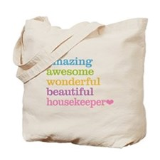 Housekeeper Tote Bag