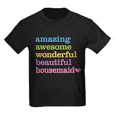 Awesome Housemaid T-Shirt
