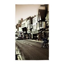Vintage London Street 3'x5' Area Rug