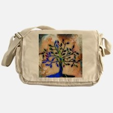 Tree of LIfe Messenger Bag
