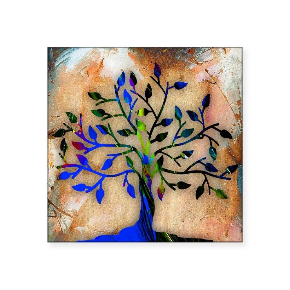 1427237199 CafePress Tree Of Life Sticker Square Sticker