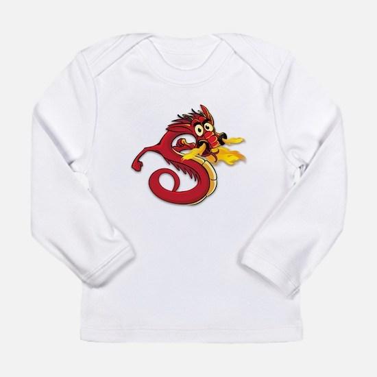 Soyracha Dragon Long Sleeve T-Shirt