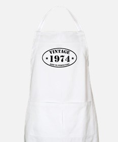 Vintage Aged to Perfection 40 Apron
