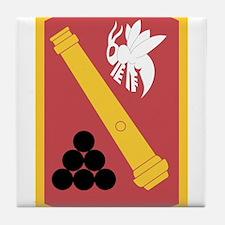 113 Field Artillery Brigade.psd.png Tile Coaster