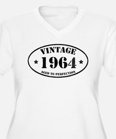 Vintage Aged to Perfection 50 Plus Size T-Shirt