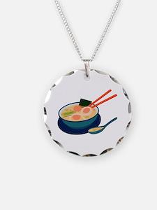 Asian Soup Necklace