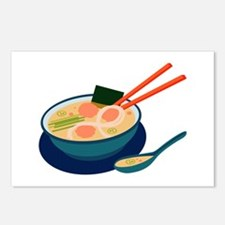Asian Soup Postcards (Package of 8)