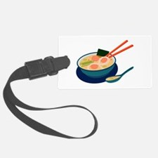 Asian Soup Luggage Tag