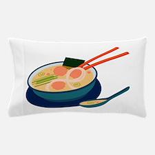 Asian Soup Pillow Case