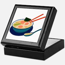 Asian Soup Keepsake Box