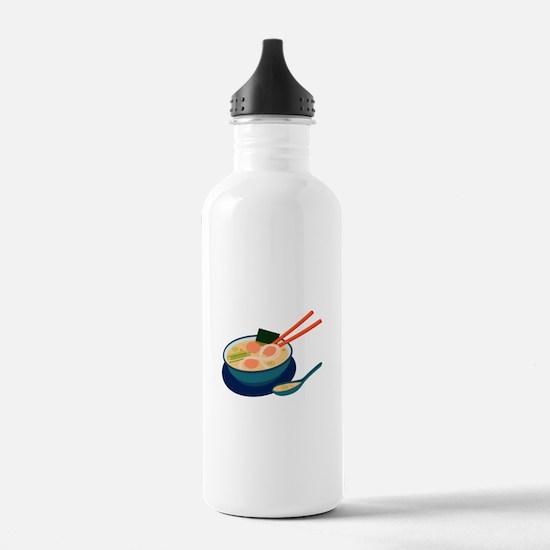 Asian Soup Water Bottle