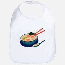 Asian Soup Bib