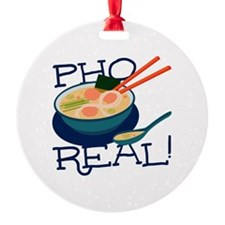 Pho Real Ornament