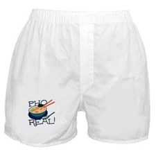 Pho Real Boxer Shorts
