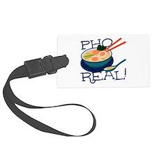Pho Real Luggage Tag
