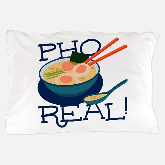 Pho Real Pillow Case