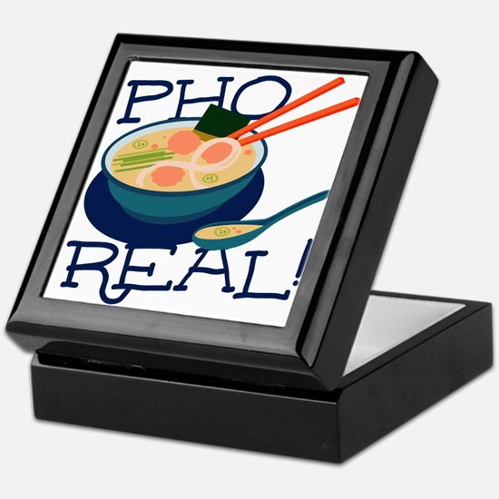 Pho Real Keepsake Box