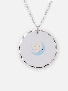 Sweet Dreams Moon Necklace