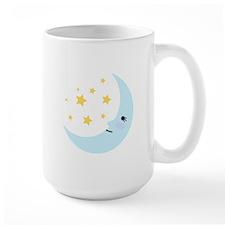 Sweet Dreams Moon Mugs