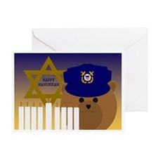 From Coast Guardsman Hanukkah Card Greeting Cards