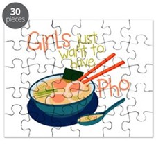 Girls Just Puzzle