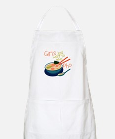 Girls Just Apron