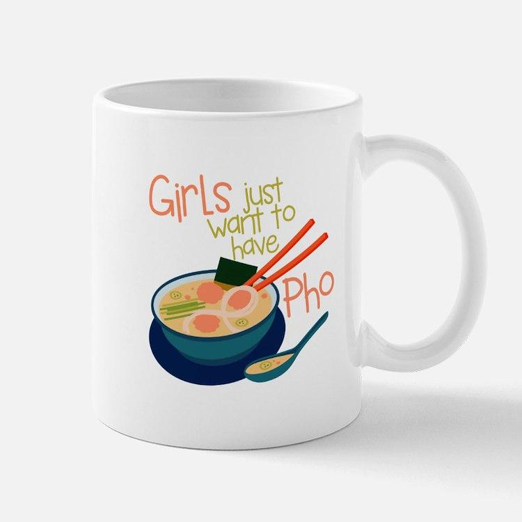 Girls Just Mugs