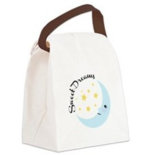 Sweet Dreams Canvas Lunch Bag