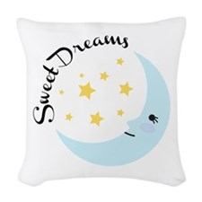 Sweet Dreams Woven Throw Pillow