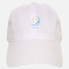 Night Moon Baseball Baseball Baseball Cap