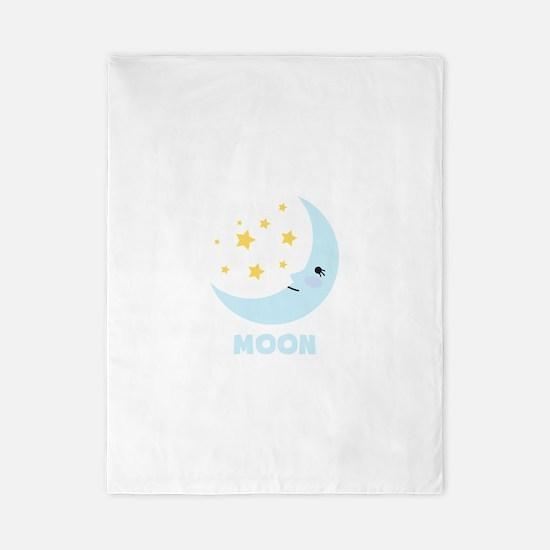 Night Moon Twin Duvet