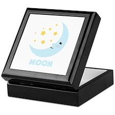 Night Moon Keepsake Box
