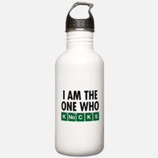 The One Who Knocks Water Bottle