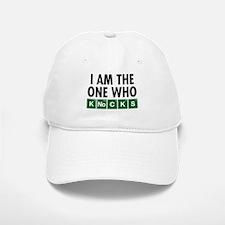 The One Who Knocks Baseball Baseball Cap