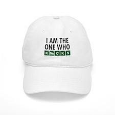 The One Who Knocks Baseball Cap