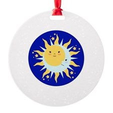 Solstice Sun Ornament