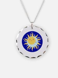 Solstice Sun Necklace