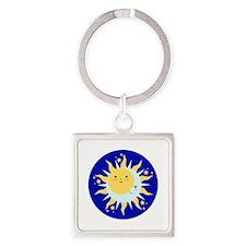 Solstice Sun Keychains