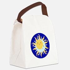 Solstice Sun Canvas Lunch Bag