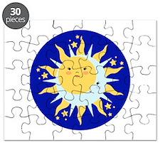 Solstice Sun Puzzle