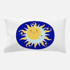 Solstice Sun Pillow Case