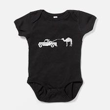 Camel Toe Baby Bodysuit
