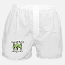MCINTYRE family reunion (tree Boxer Shorts