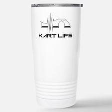 Cute Go karting Travel Mug