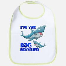 Big Brother Shark Bib
