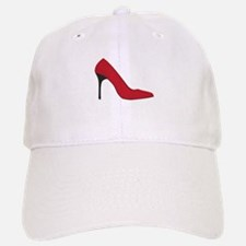 Red Shoe Baseball Baseball Baseball Cap