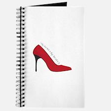I Wear Heels Journal