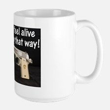 The Coffee And Colt Life Mugs