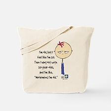 Feel 20 Tote Bag