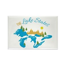The Lake States Magnets